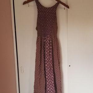 Kimchi Blue Small Maxi Dress